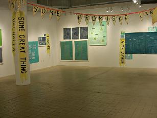 Dahlia Elsayid installation